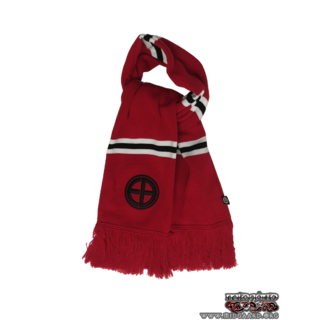 EB Classic Scarf – Red
