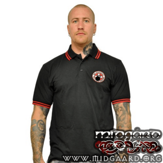 No Remorse Invisible Empire Poloshirt