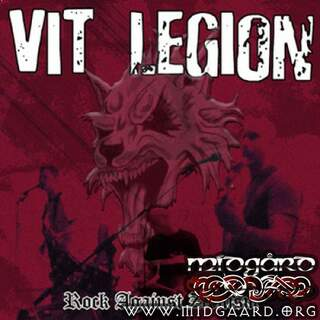 Vit Legion - Rock against zionism