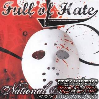 Full of hate - National Streetcore