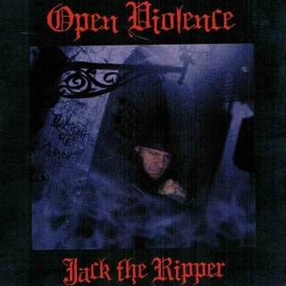 Open violence - Jack the ripper (Digi,limited edition)
