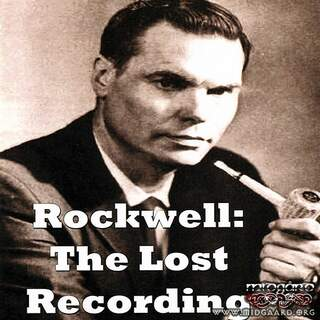 George Lincoln Rockwell ‎– The Lost Recording