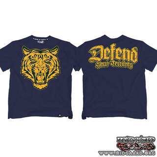 AA02 Tiger - Defend our territory - navy