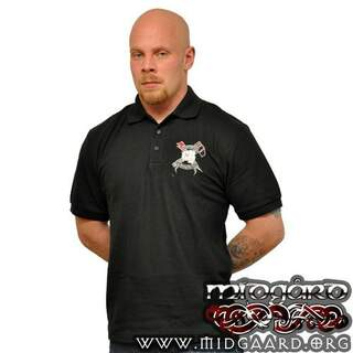 Skrewdriver Strong Survive Poloshirt