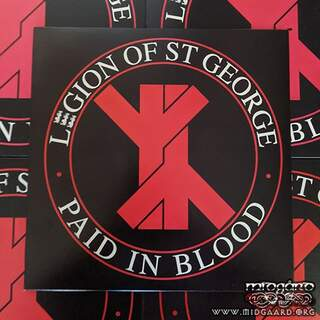 Legion Of St George - Paid in blood Vinyl