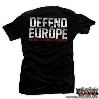 EBT12 Defend Europe Black