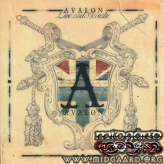 Avalon - Live and acoustic