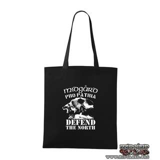 Shopping bag Defend the North