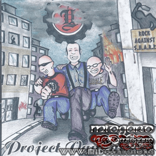 Project vandal - Rock Against S.H.A.R.P
