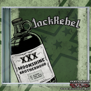 JackRebel - Moonshine Brotherhood