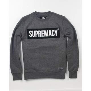 EBC3 Sweatshirt Supremacy – Grey