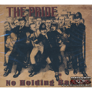 The Pride - No Holding Back! Digi