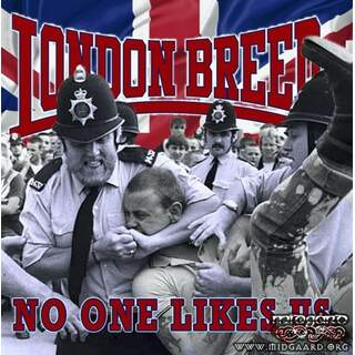 London Breed - No one likes us