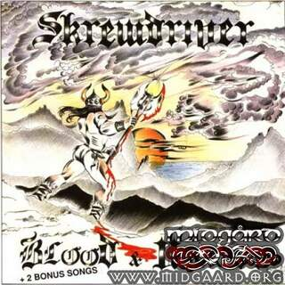 Skrewdriver - Blood and honour