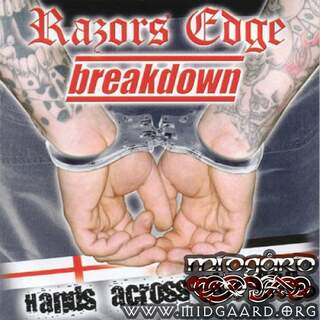 Razors Edge/Breakdown - Hands across the sea