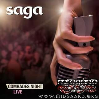 Saga - Comrades night