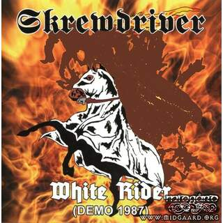 Skrewdriver - White rider (Demo 1987)