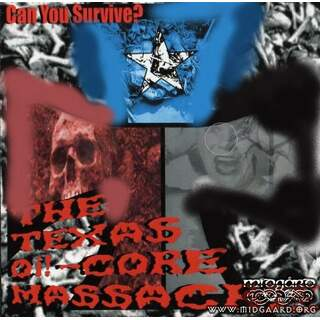 White Wash & Operation Racewar - The Texas Oi!-Core Massacre