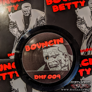 Bouncin Betty - Innocent Man EP