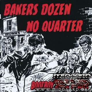 Bakers dozen & No quarter - Bootboy rock´n´roll