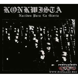 Konkwista - Nacidos Para La Gloria (Digi uniform/black edition)