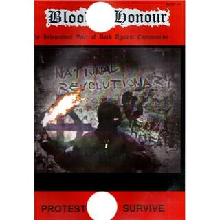 Blood & honour #34