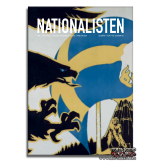 Nationalisten #2 / Årgång 2 / 2021