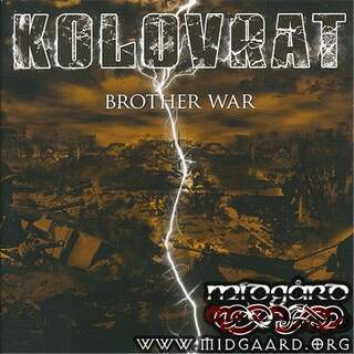 Kolovrat - Brother War (English)