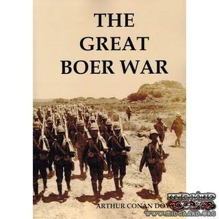 The Great Boer War - Arthur Conan Doyle