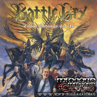 Battlecry - Today belongs to us (us-import)