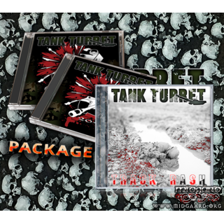 Tank Turret - Track Rash & 2020 (package)