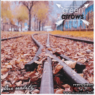 Green Arrows - Our Reality Digi