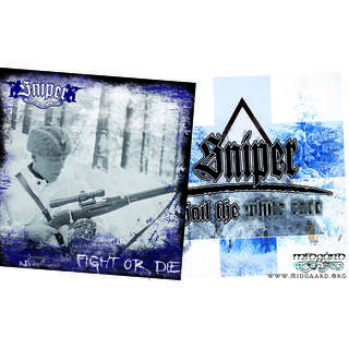 Sniper - Fight or die & Hail the.. (package)