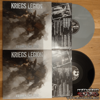 Kriegs legion - Awaken the iron Vinyl