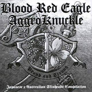 Blood red eagle / Aggroknuckle - Aussie - Japanese friendship