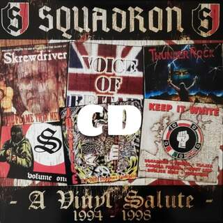 Squadron ‎- A Final Salute 1994 - 1998 (CD)