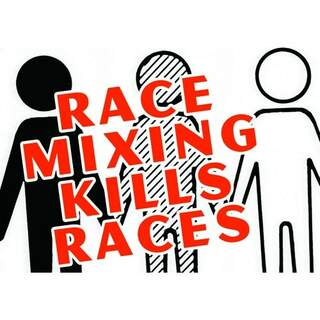 K10 Race mixing kills races