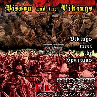Bisson & The Vikings / Filopatria - Vikings meet the Spartans