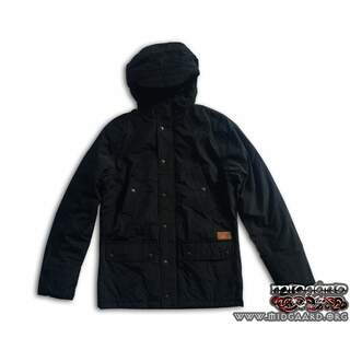 EBJ2 Triumph Jacket Black