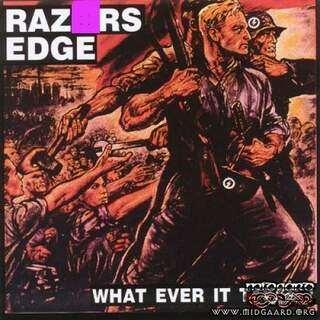 Razors Edge - What ever it takes