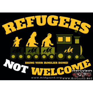 K19 Refugees not welcome