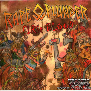 Rape & Plunder - First blood