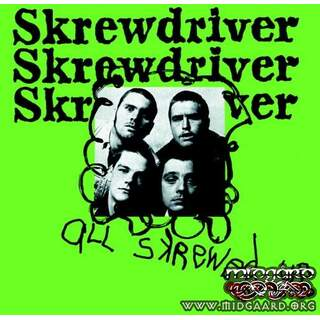 Skrewdriver - All skrewed up (Digi)