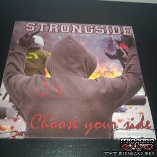 Strongside - Choose your side (LP)