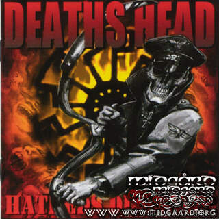 Deaths head - Hatreds disciples (Digi)