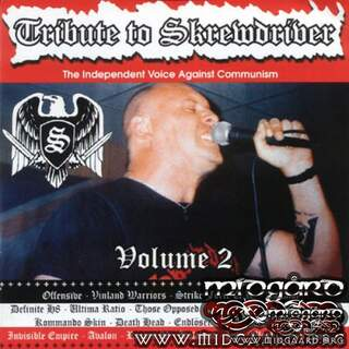 Tribute to Skrewdriver vol.2