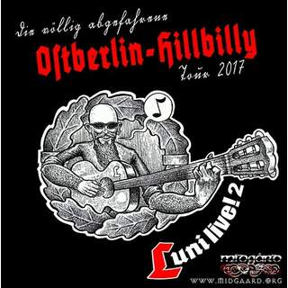 Lunikoff - Live - Ostberlin-Hillbilly - Double - LP