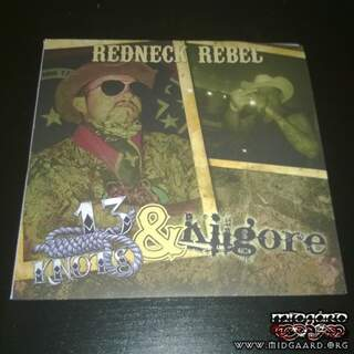 Redneck Rebel -  13 Knots & Kilgore (EP)