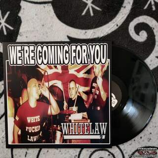 Whitelaw - We're coming for you Vinyl