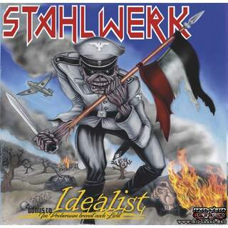 Stahlwerk - Idealist 2CD limited edition